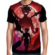Camisa FULL Asta Minimalista - Black Clover Mod 02