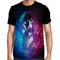 Camisa FULL Yu-gi-oh - Kaiba - Exclusiva