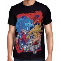 Camisa FULL Tom e Jerry Naruto Shippuden Exclusiva