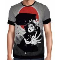 Camisa FULL Asta  - Black Clover Exclusiva