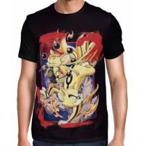 Camisa FULL Tom e Jerry Kyuubi  - Naruto Shippuden