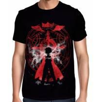 Camisa FULL Edward Elric - Fullmetal Alchemist
