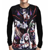 Camisa Manga Longa Power Sides - Code Geass