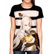 Camisa Full Genshin Impact Exclusiva - Ningguang