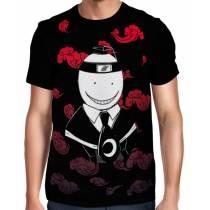 Camisa FULL Print Exclusiva Assassination Classroom Koro Sensei