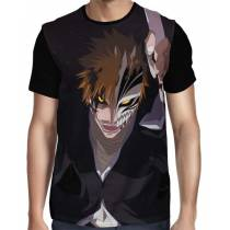 Camisa Full Smile Ichigo Hollow - Bleach