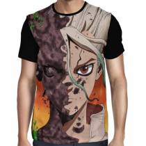 Camisa Full Dr. Stone - Árvore