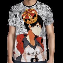 Camisa Full PRINT Mangá Haikyuu - Tobio Kageyama