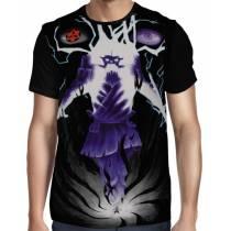 Camisa Premium - Sasuke Susanoo - Naruto - Full Print