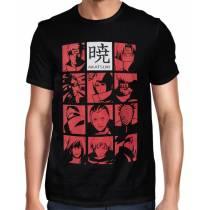Camisa FULL Akatsuki Mosaic