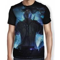 Camisa FULL League of Legends- Yasuo True Damage