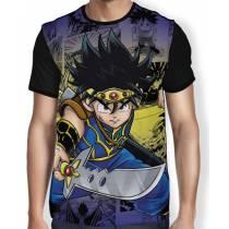 Camisa FULL Mangá Dragon Quest - Fly, O Pequeno Guerreiro