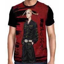 Camisa FULL Draken - Tokyo Revengers