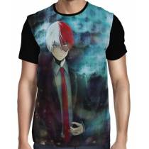 Camisa FULL Todoroki Shoto Suit Up - Boku No Hero Academia