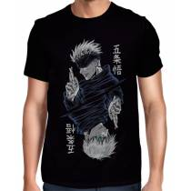 Camisa Full  Jujutsu Kaisen - Gojo Exclusiva