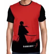 Camisa FULL Kenshin Exclusiva - Samurai X