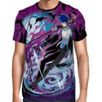 Camisa Color Print - Kite - Hunter x Hunter