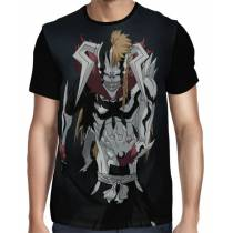Camisa Full Ichigo Vasto Lord - Bleach