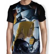 Camisa FULL Elric Family - Fullmetal Alchemist