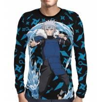 Camisa Manga Longa Naruto - Tobirama - Color Print