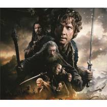 Mouse Pad - A Batalha Dos Cinco Exercitos - Hobbit
