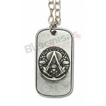 AC-05 - Colar DogTag Assassins Creed