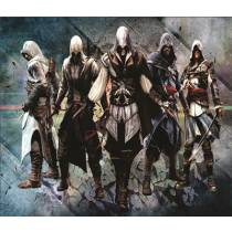 Mouse Pad - AC Sagas - Assassins Creed