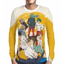 Camisa Manga Longa EXCLUSIVA THE GOD OF HIGH SCHOOL MODELO 02 - Full Print