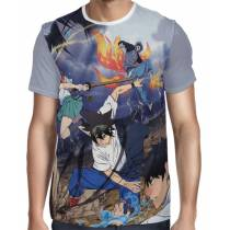 Camisa Exclusiva The God of High School - Estampa Total