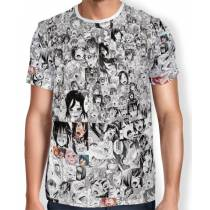 Camisa Full Print AHEGAO
