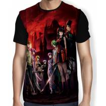 Camisa FULL Night Raid - Akame Ga Kill