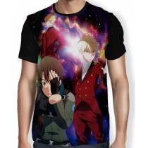 Camisa FULL Klancain, Kaizuka, Slaine - Aldnoah Zero