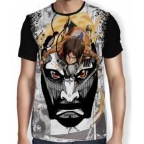 Camisa FULL Mangá Eren - Shingeki no Kyojin