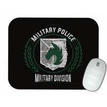 Mouse Pad - Policia Militar - Attack on Titan - Shingeki No Kyojin