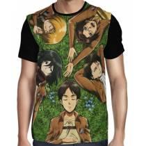 Camisa FULL Rilex Recon - Shingeki no Kyojin