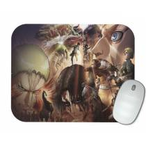 Mouse Pad - Part 2 Season 3 - Attack on Titan - Shingeki No Kyojin
