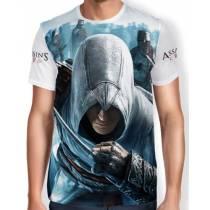 Camisa Full Print - Assassins Creed