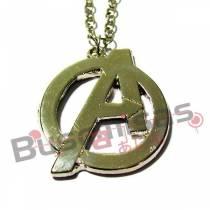 AV-01 - Colar Símbolo Avengers