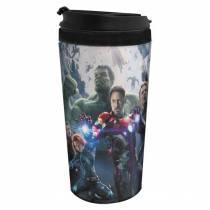 Copo Térmico Vingadores - Avengers - Era de Ultron