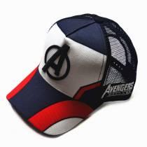 Boné Trucker Premium Uniforme Quântico - Vingadores - Avengers