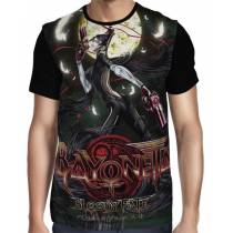 Camisa FULL Bayonetta - Bloody Fate
