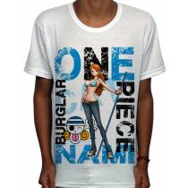 Camisa SB BB-OP Nami - One Piece