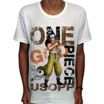 Camisa SB BB-OP Usopp - One Piece