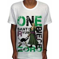 Camisa SB BB-OP Zoro - One Piece