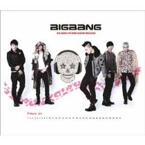 Mouse Pad - BigBang 4th Mini Album