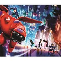 Mouse Pad - BIG HERO 6 (Operação Big Hero)
