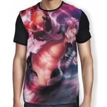 Camisa Full Dark Grimmjow - Bleach