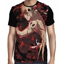 Camisa Full Skull Ichigo - Bleach