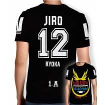 Camisa Full PRINT Go Beyond - Jiro Kyoka - Boku No Hero Academia