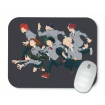 Mouse Pad - U.A. HIGH SCHOOL Minimalista - Boku No Hero Academia